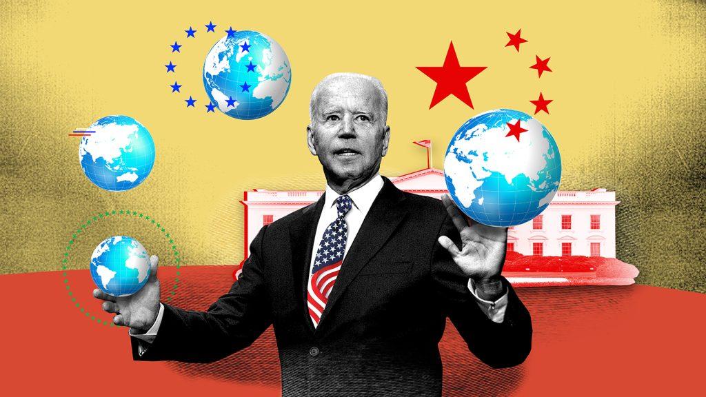استراتيجيات ضبط النفس لإعادة تشكيل السياسة الخارجية الأمريكية